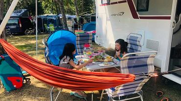 Wakacje w kamperze
