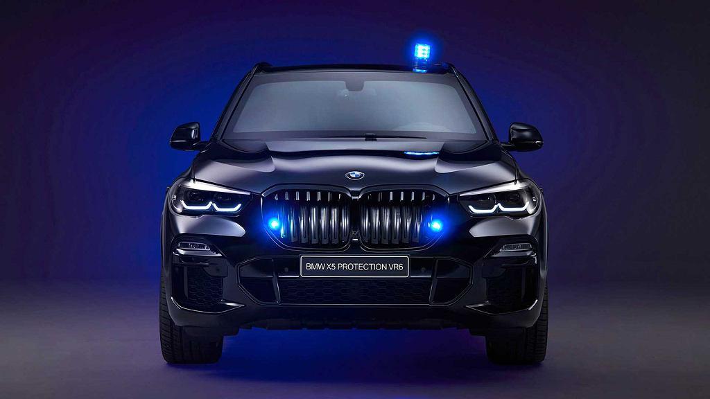 Opancerzone BMW X5 Protection VR6