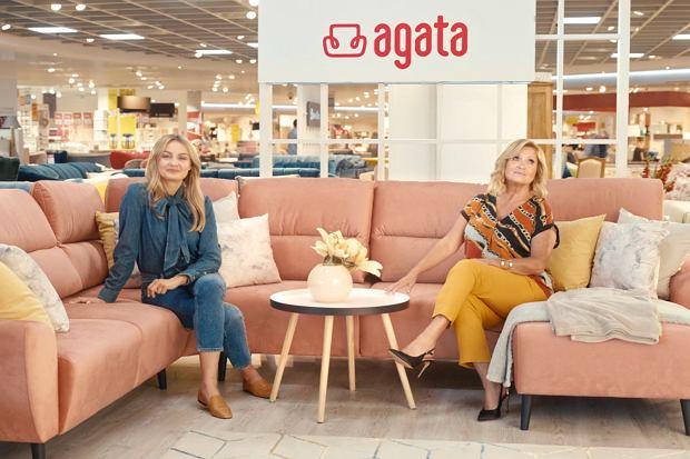 Małgorzata Socha i Ewa Kasprzyk w nowej kampanii reklamowej.