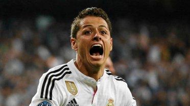 Real Madryt - Atletico Madryt 1:0. Javier Hernandez