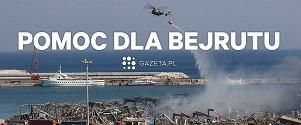 Razem wesprzyjmy Bejrut. Dołączcie się do zbiórki