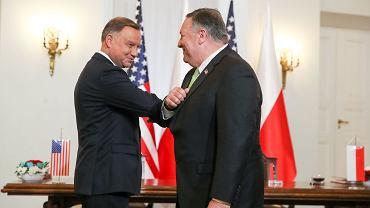 Umowa o wzmocnionej współpracy obronnej Polski i USA podpisana