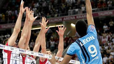 Wilfredo Leon najlepszym zawodnikiem Final Four Ligi Mistrzów w Krakowie.