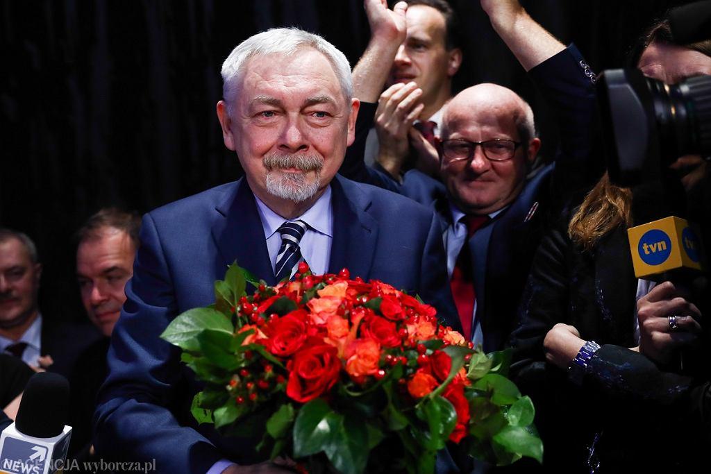 Wybory samorządowe 2018 - II tura. Jacek Majchrowski