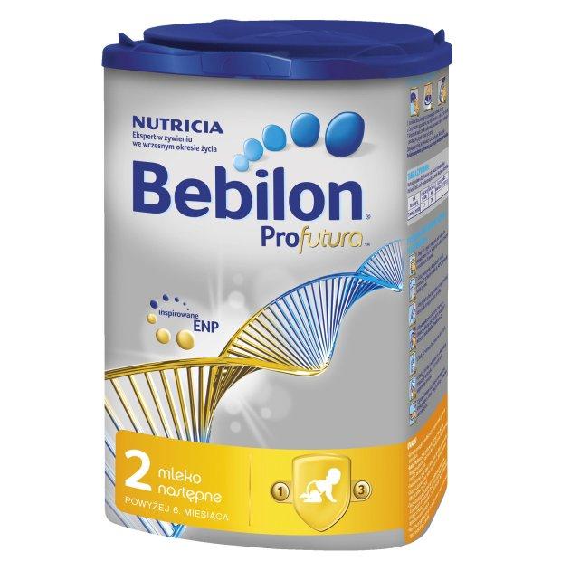 Bebilon Profutura 2 - pełnowartościowe mleko następne