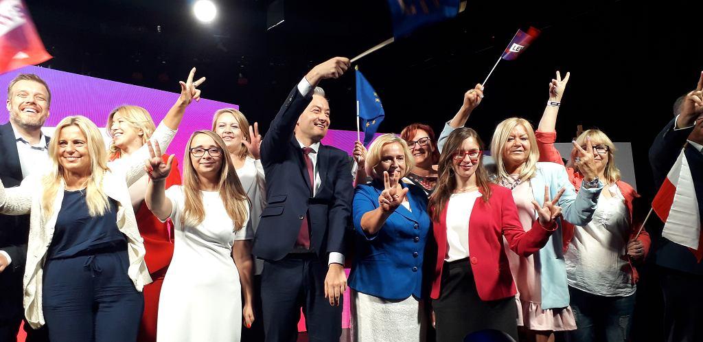 Wybory parlamentarne 2019. Lewica w Poznaniu przyjęła 'Pakt dla kobiet'