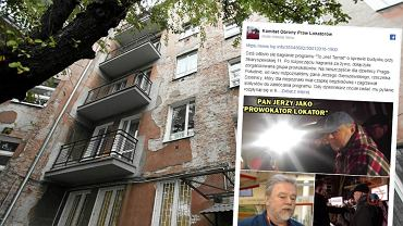 Czy rzecznik Pragi-Południe przebrał się za lokatora Skaryszewskiej 11?