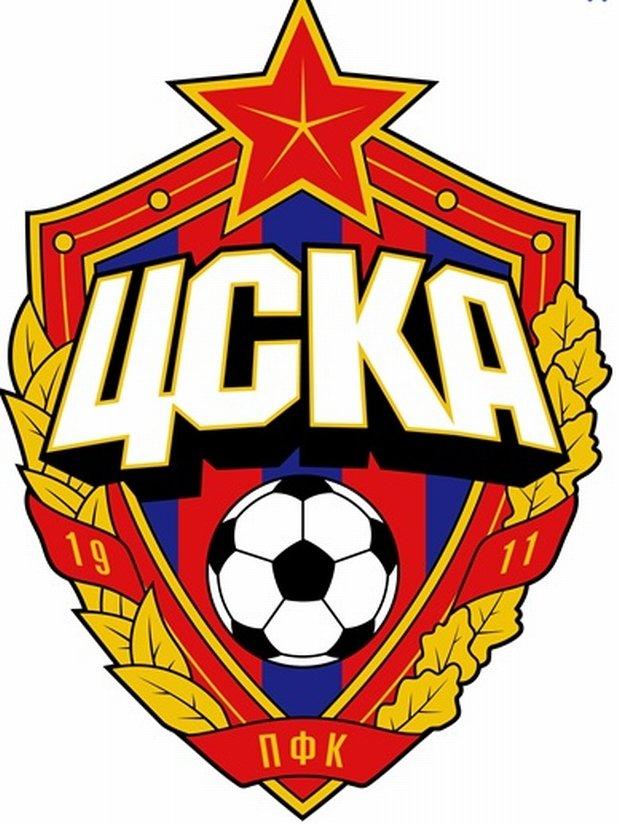 Znaczek CSKA Moskwa