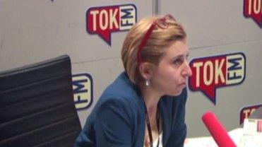 "Dominika Wielowieyska ""Poranek Radia TOK FM"""