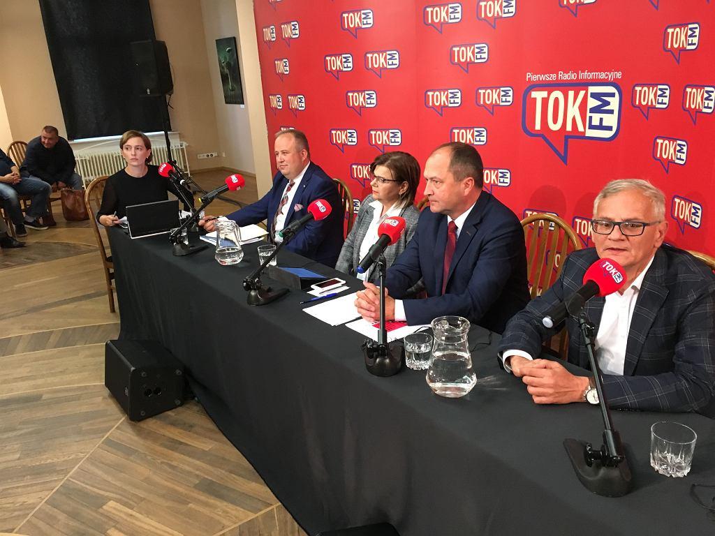 Debata w Częstochowie