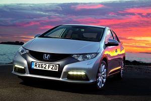 Honda Civic 1.6 i-DTEC - test   Pierwsza jazda