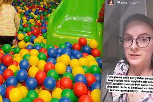 """""""Siedlisko zarazków""""? Pediatra zapytała właścicieli sali zabaw, jak ją czyszczą"""