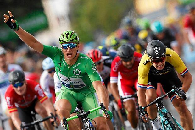 Tour de France: Wadecki: pomocnik Kittela powiedział, że stał się cud, że wygrał Niemiec, a nie Maciej Bodnar