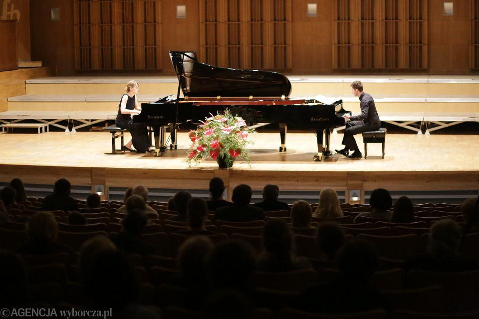 Zdjęcie numer 8 w galerii - Desant pianistów z Azji najlepszy. Finał Konkursu Duetów Fortepianowych