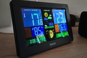Zostań domową pogodynką! Sprawdziliśmy jak spisuje się stacja pogodowa firmy Hama