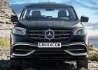 Mercedes pokazał klasę X. A branża już pyta o wersję AMG i Maybach