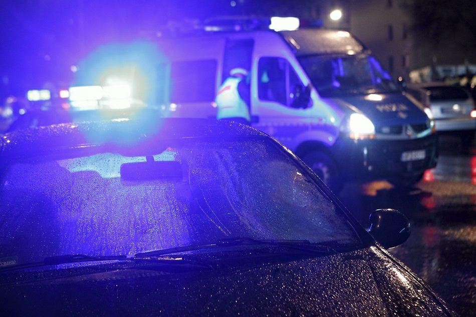 Dwie osoby zginęły w wypadku na drodze krajowej nr 50 koło Wyszogrodu