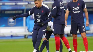 Media: Konflikt w reprezentacji Francji. Mbappe wściekły na kolegę z kadry
