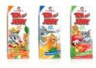 """""""Tom i Jerry"""" - nowe, stuprocentowe soki owocowe dla dzieci"""