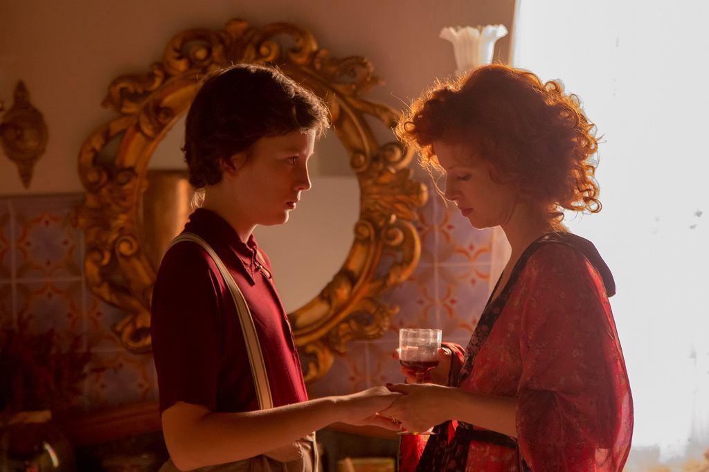 Kadr z filmu ''Szczęście świata'' (fot. Aleksandra Zimny)
