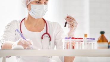 Badanie poziomu retikulocytów pomaga ocenić zdolność szpiku do wytwarzania czerwonych krwinek