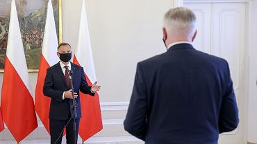 Andrzej Duda, Jarosław Gowin