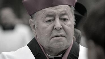 Bp Bogdan Wojtuś zmarł w wieku 83 lat