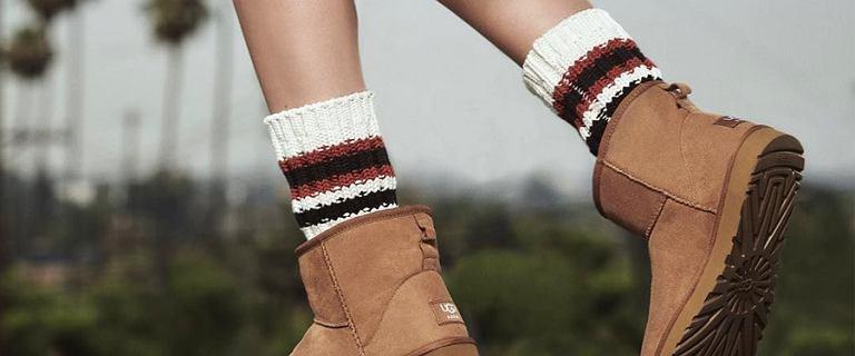 Najcieplejsze buty marki UGG w świetnej cenie! Przecenione modele na jesień i zimę