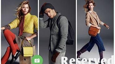 Zimowy lookbook reserved - zapowiedź kolekcji