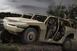 Kia zbuduje nowy samochód dla armii. Pierwsze sztuki trafią do wojska w 2024 roku