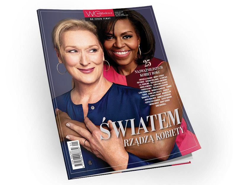 Wysokie Obcasy 'Światem rządzą kobiety'