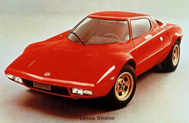 Lancia Stratos (1973-1975)
