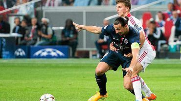Zlatan Ibrahimović i Joel Veltman