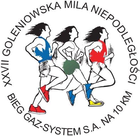 XXVII Goleniowska Mila Niepodległości i Bieg GAZ-SYSTEM S.A. na 10 km