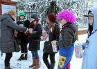 """WOŚP Częstochowa. Wolontariusze na ulicach, rozkręca się zabawa na """"Bieganie"""" [ZDJĘCIA I WIDEO]"""