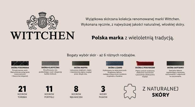 Produkty Wittchen ponownie w Lidlu