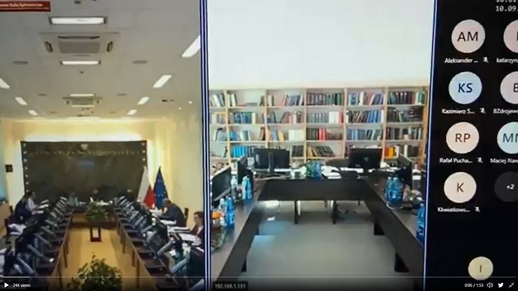 Posiedzenie KRS 10 września 2021