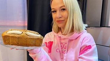 Kasia Dziurska podała przepis na chlebek bananowy w wersji fit