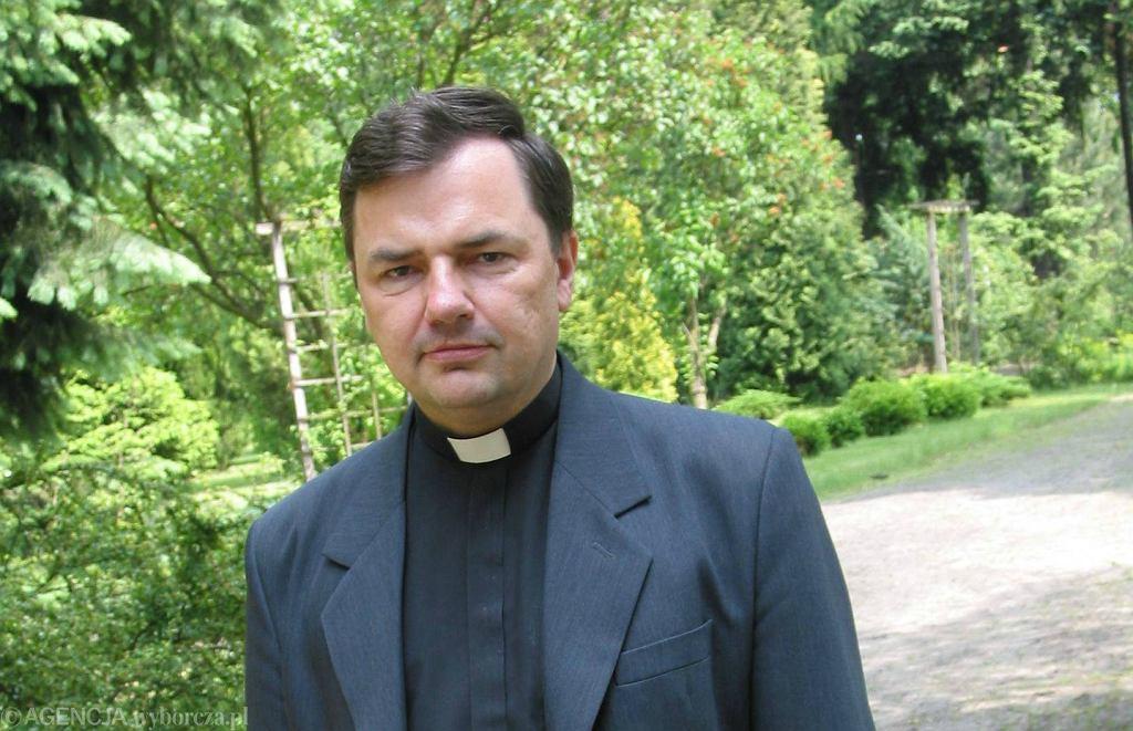 Ksiądz Paweł Bortkiewicz zasiada w Narodowej Radzie Rozwoju