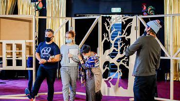 Teatr Dramatyczny w Białymstoku pracuje nad przedstawieniem 'Cicho ... sza.' dla dzieci ze spektrum autyzmu