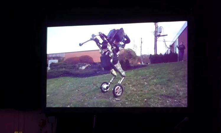 Robot Handle od Boston Dynamics