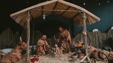 szopka bożonarodzeniowa (zdj. ilustracyjne)