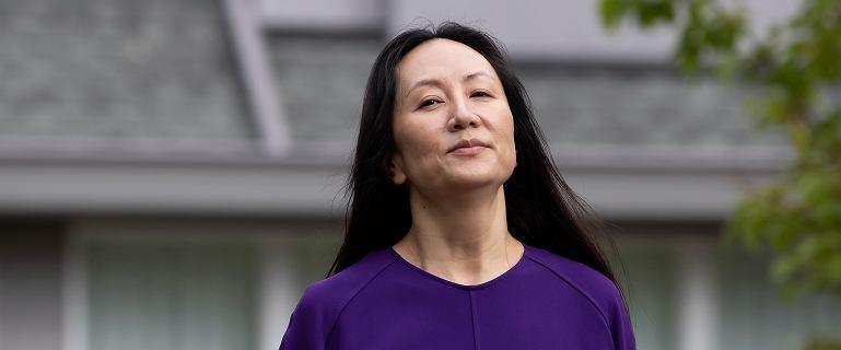 """""""Księżniczka Huaweia"""" opuszcza Kanadę. Chiny uwalniają dwóch Kanadyjczyków"""