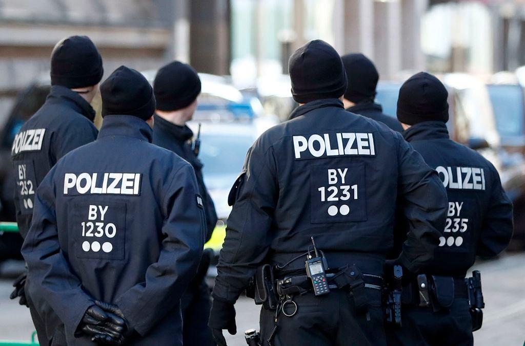 Niemiecka policja straciła materiał dowodowy. Zdjęcie ilustracyjne