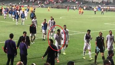 FIFA ukarała reprezentanta Bahrajnu za rasitowski gest