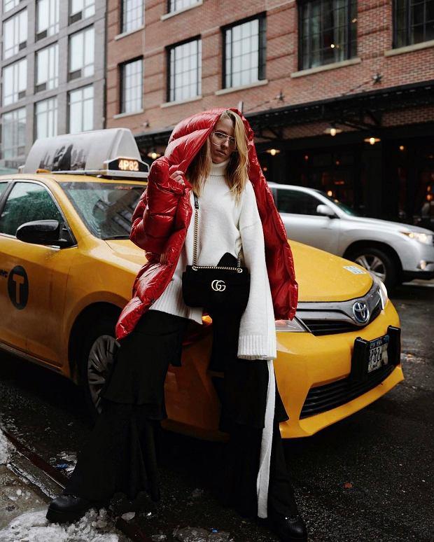 Jessica Mercedes na New York Fashion Week