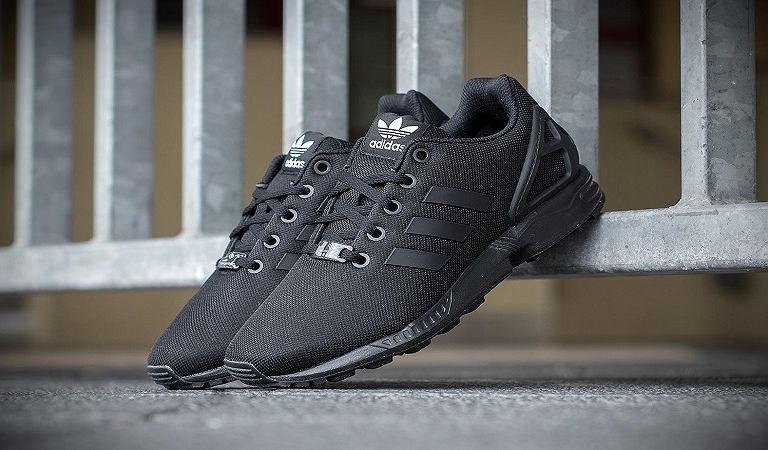 różne style najnowszy projekt całkiem miło Adidas Zx Flux - modne buty na co dzień i do treningu I ...