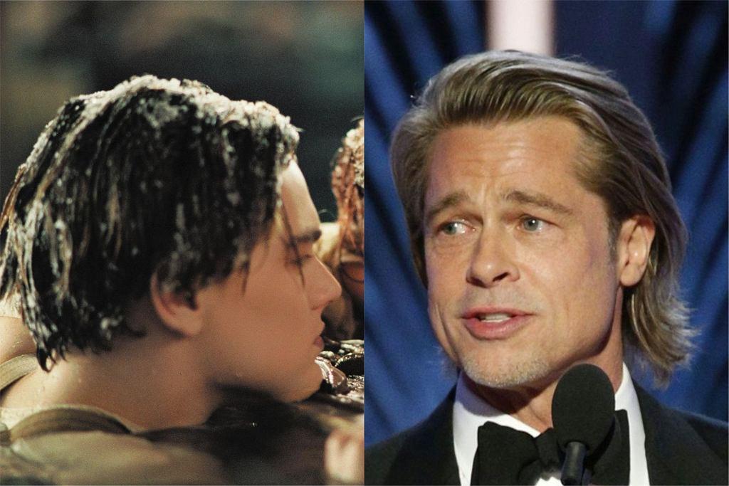Leonardo DiCaprio i Brad Pitt