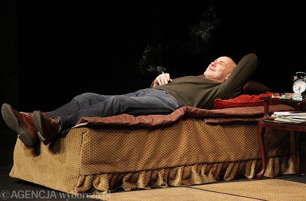 Zdjęcie numer 0 w galerii - Przypominamy role Piotra Machalicy w Teatrze im. Mickiewicza w Częstochowie [ZDJĘCIA]