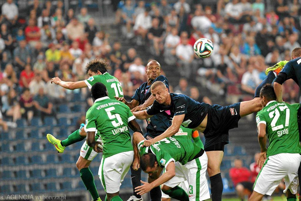Sparing Pogoń Szczecin - Werder Brema
